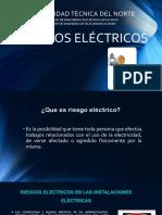 6. RIESGOS ELÉCTRICOS