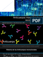 Anticuerpos monoclonales recombinantes