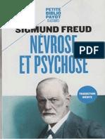 Névrose Et Psychose - Sigmund Freud
