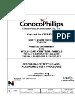 Performance Testing Procedure Rev D1