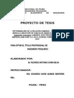Proyecto Concha de abanico