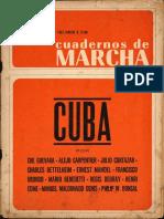 Cuadernos de Marcha CUBA