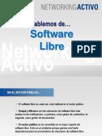 Hablemos Sobre Software Libre by Emilio Marquez Networking Activo