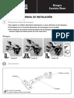 AR BisagraCazoleta35mm Manual
