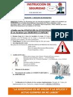 Instructivo Ht - Investigación de Accidentes