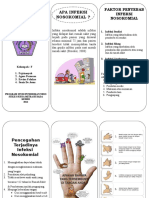 Leaflet Infeksi Nosokomial
