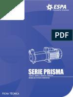 Ficha Tecnica Prisma