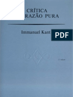 Kant - CRP