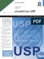 BBR Volumetric Instruments USP ES
