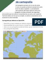 Open Cartografía