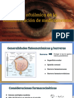 Farmacología de La Vía Oftalmica