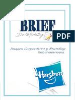 Brief Hasbro