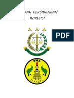 Makalah Persidangan Korupsi