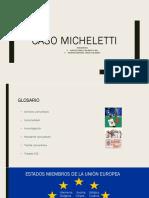 Caso Micheletti