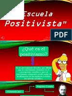 Escuela Positivista (1)