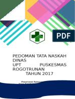 Pedoman Tnd Untuk Tahun 2018