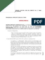 229645259-Defesa-Previa-falta de justa causa.doc