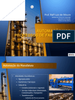 Unidade v - Automação Nos Processos de Fabricação