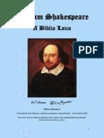 Shakespeare a Biblia Laica