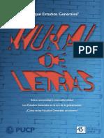 MURAL DE LETRAS
