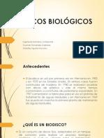 Discos Biológicos Sanitaria