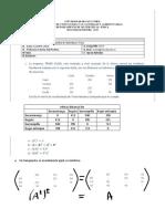 Determinantes Matrices