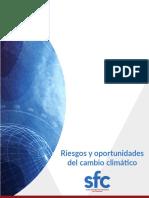 Riesgos y Oportunidades Del Cambio Climatico en Colombia