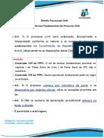 Normas Fundamentais Do Processo Civil