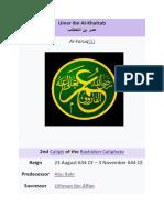 Umar Bin Khatab