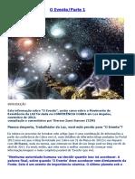 Cura e Ascensão Planetária