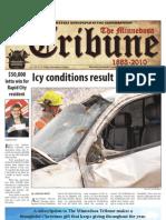 Front Page - November 19, 2010