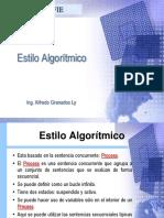 Clase 3 - Estilo Algoritmico.ppt