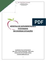 Suplementação e Fitoterapia