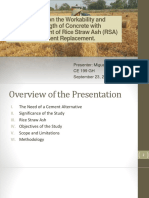 presentation of Topic