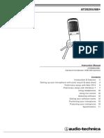 AudioTechnica microphone p52458_at2020usb__om.pdf