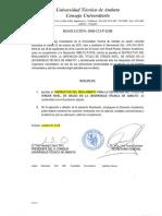 Resol. 1968 CU P 2018. Instructivo