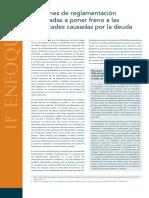 Focus regulation cryptocurrenci