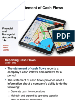 Financial and Managerial Accounting. Statement of Cash Flows