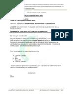 Carta Envio Carlos Anti