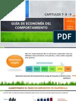 GRUPO 3 Economía del Comportamiento-Políticas Públicas.pptx
