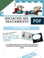 Consejos al Médico Tratante e Iniciación al Tratamiento-Diapositivas..pdf
