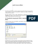 Creación de Capa de Acceso a Datos