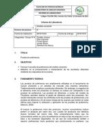 Informe 5 - Prueba de Preferencia
