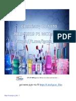 Chemistry 5070 OL P1 MCQs 2Vs