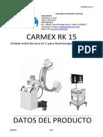 (ET Spanish) F. Técnica-Carmex RK 15