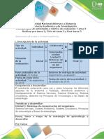 Guía de Actividades y Rubrica de Evaluación -Tarea 3 - Realizar Pre-tarea 3, Ciclo de Tarea 3 y Post-tarea 3 (3)