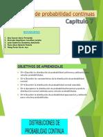 CAPITULO 7 - ESTADISTICA