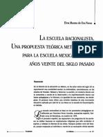 Dialnet-LaEscuelaRacionalistaUnaPropuestaTeoricaMetodologi-6148447