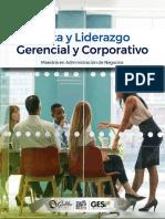 Tica y Liderazgo Gerencial y Corporativoi Ud3