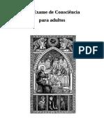 Autor (Vários) - 04 (Quatro) Exames de Consciência Profundos (Confissões Gerais) 04 Em 01